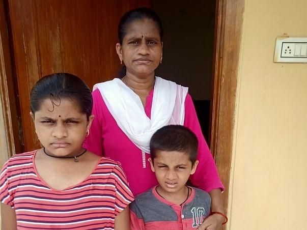 Help Vara To Take Care Of Husband's Medical Bills And Kids Education