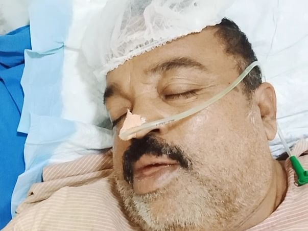 Support My Father In Getting Surgery Done & Helping Him In His Recover
