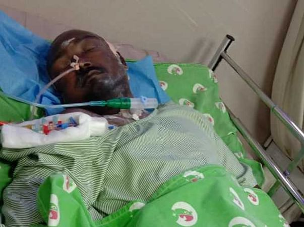 Help My Friend Karthikeyan To Recover From  Head Neuro Problem