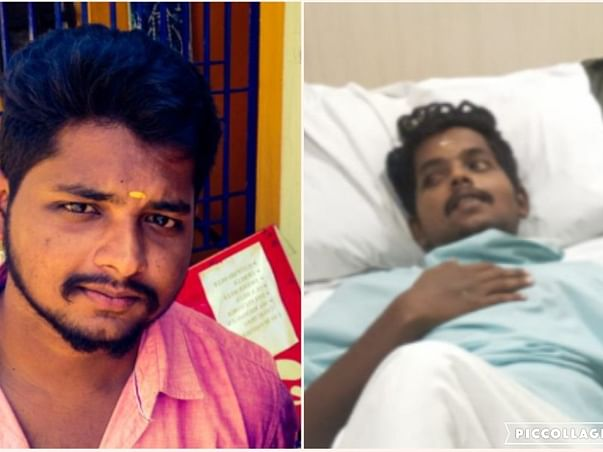 Support Vishnu Kumar to Recover From Bone Marrow Failure (HLH)