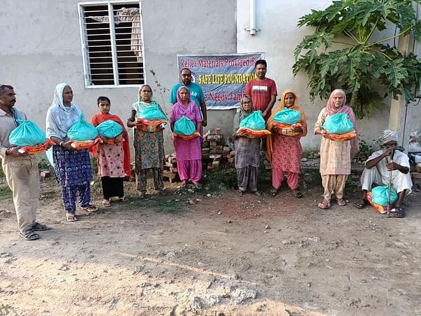 Help the poor and needy families