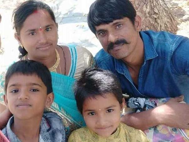 Please Support  Adinarayana's Family