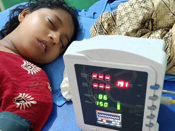 Help My Sister Recover From Brain Seizure, Liver Infection Lung Infection And Kidney Failure