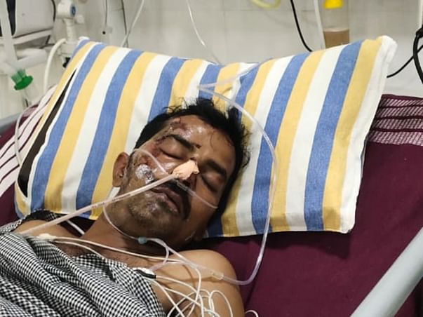Support Nasir To Recover From Accidental Injuries