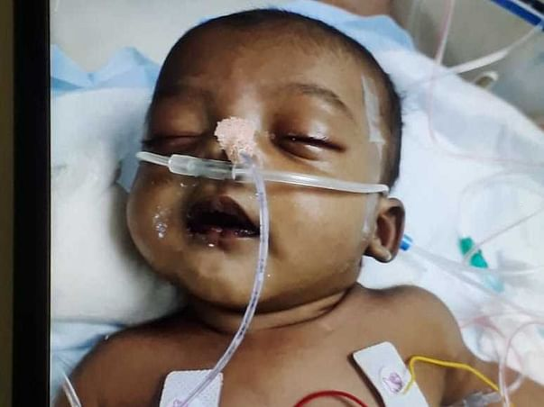 Our Only Child needs your Support to Fight for his Life