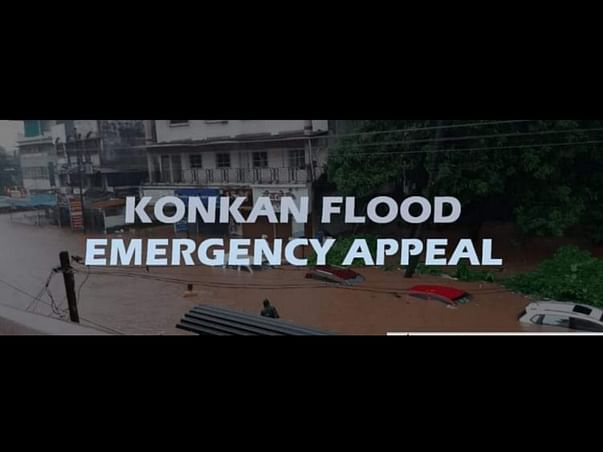 Support For Konkan Flood Relief