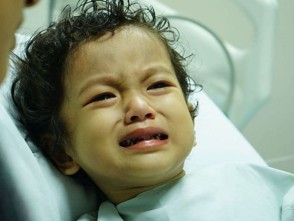 Support Baby. Khrystallina Recover From Blood Cancer