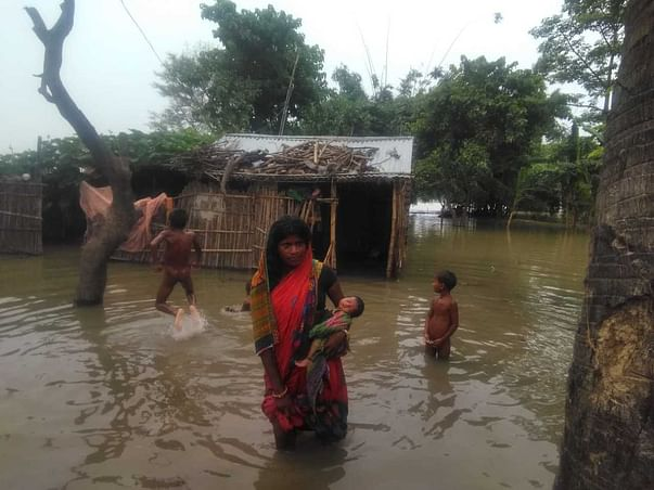Help the Bihar Flood Victims