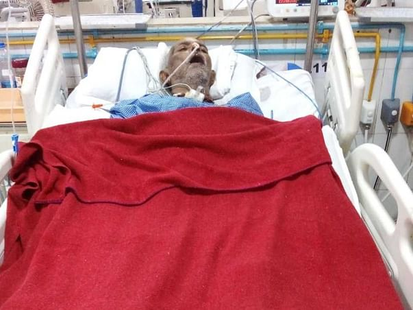 Help My Uncle Recover From Coma, Seizures & post COVID complications
