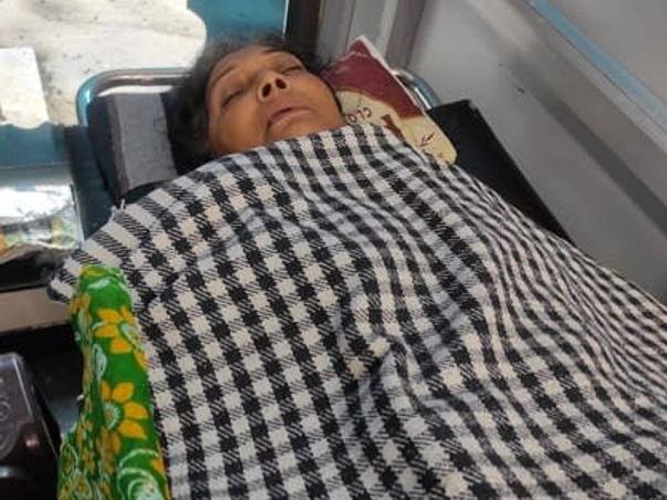 Support Jaswinder Kaur Recover From Brain Haemorrhage