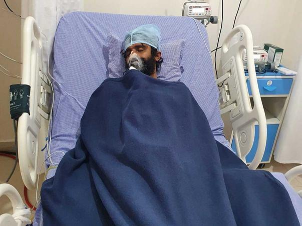 Support A Srinivas Kiran Kumar Recover From Esophagitis Pangastritis Erosive Duodenitis