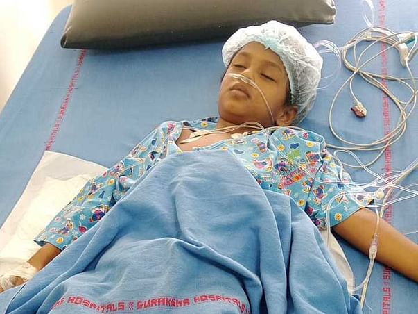 Help Dikshitha for  Abnormality Brain Parenchyma