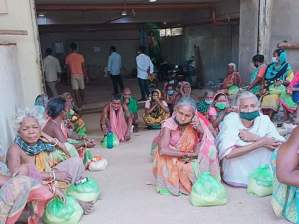Help the Needy and Poor People