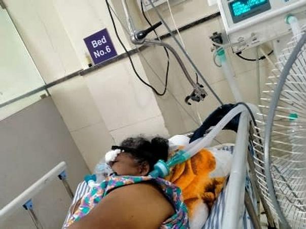 Support Sharda Murugan Nayar Recover From Covid Positive