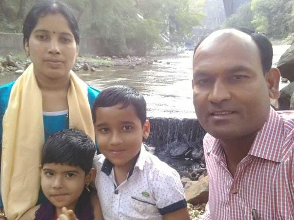 Support Manish Mishra's Family