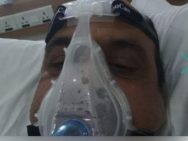 Help My Friend Piyush Pankaj Undergo Lung Transplantation