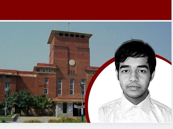 Fund Samik's Masters At Ashoka University