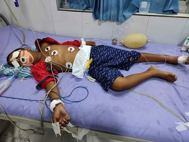 Himanshu Needs Your Urgent Support http://t.ly/Iuil