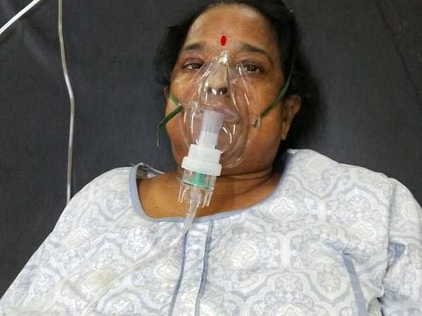 Support Sunil Panchal Recover His Wife From Lung Cancer