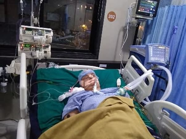 Support Triveni To Recover From Hemorrhagic Stroke