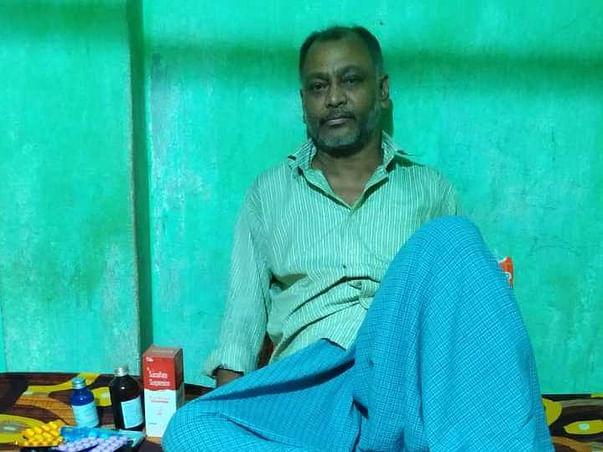 Help Babulal Saha Fight Cancer