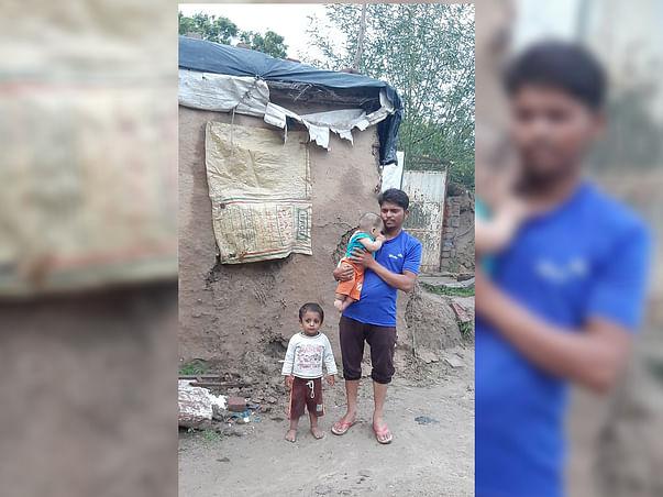 Help Sakir Huseinn To Build His House