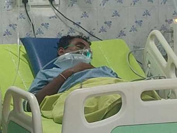 Help My Father K Lakshmi Rajam Recover From Covid-19