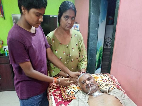 Support Anukul Mitra Recover From Brain Hemorrhage