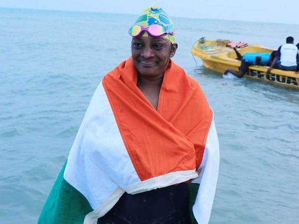 Help Syamala Goli for Catalina Channel Swimming