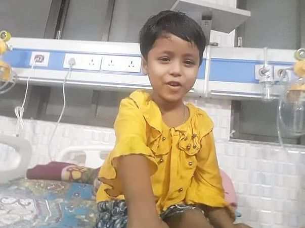 Help Roshni Rabi Das To Fight With Blood Cancer