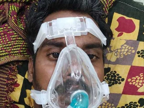 Support Ramesh Recover From Post Covid Complications