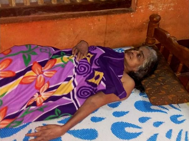 Help Rathnavathi To Recover From Spinal Cord Injury