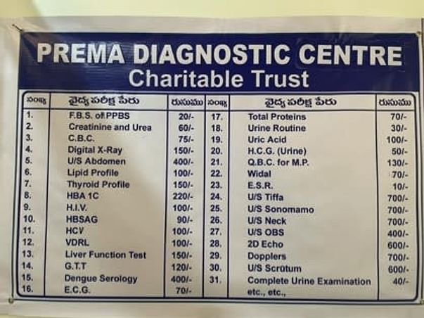 Mammogram Radiology Unit To Detect Early Stage Of Breast Cancer @Vizag