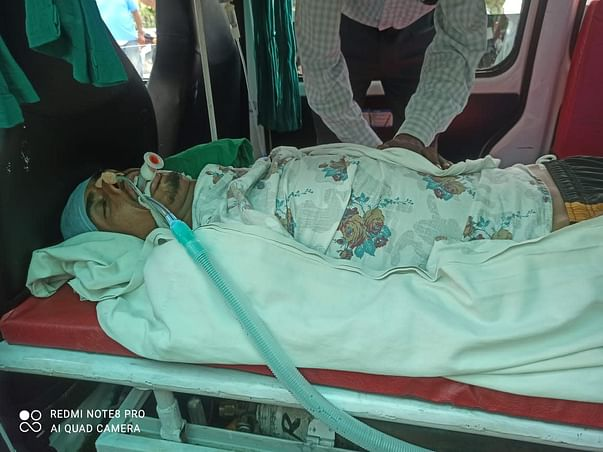 Help Jatinder To Recover From Snake Bite