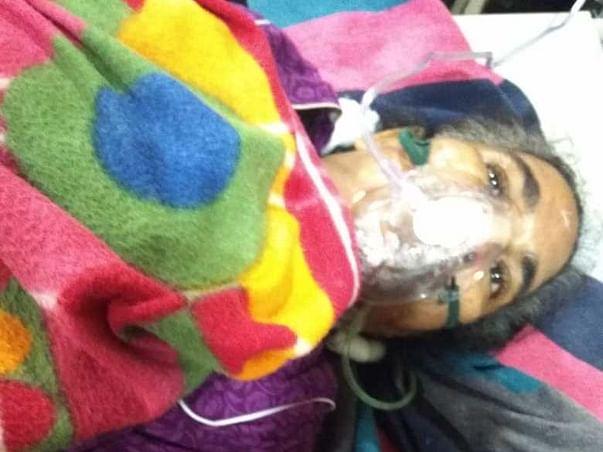 Help Anasuya's Paralysis Treatment