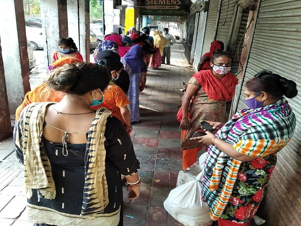 Help Us Raise Financial Aid For The Sex Workers In Delhi
