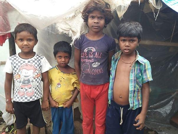 Help Poor Tribals (BPL) Terribly Hit by Pandemic: Food & Medical Aid!