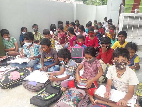 Support For Eppalapally Sri Chaitanya Educational Society For Orphans