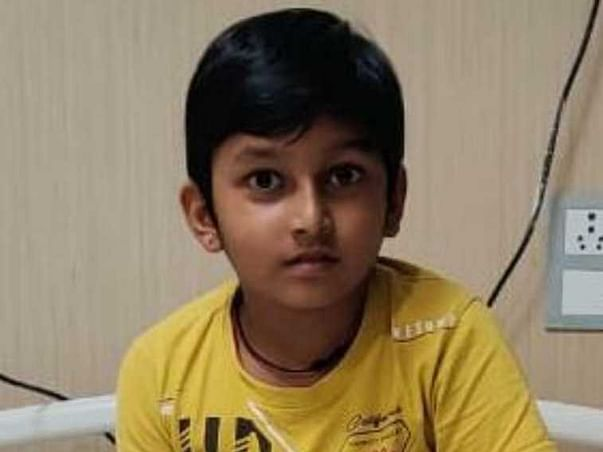 Help My Son 9-Year-Old Vamshi Fight Blood Cancer