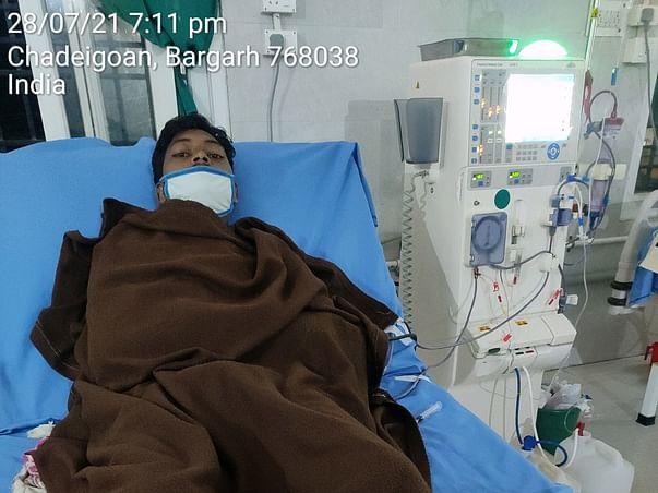 Help Sudam To Undergo KidneyTransplantation