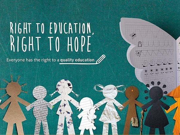 MISSION SARASWATI 2021 : Contribute For The Education Of Unprivileged.