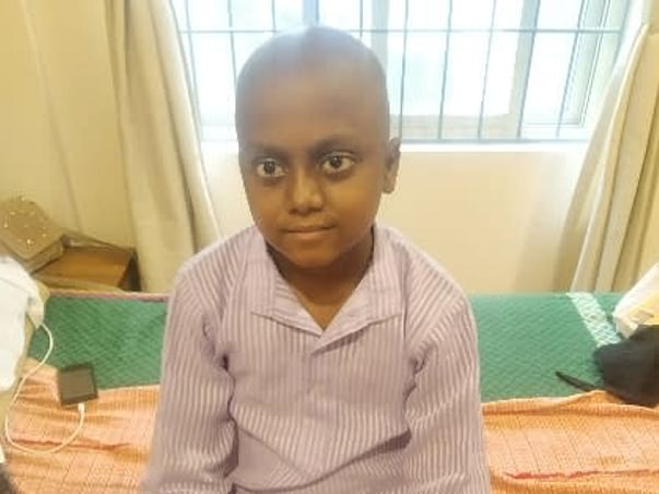 Support Mohammed Usman To Recover From Acute Myeloid Leukemia (AML)
