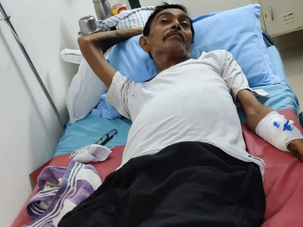 Help Lalitbhai Makwana Recover From Liver Problem