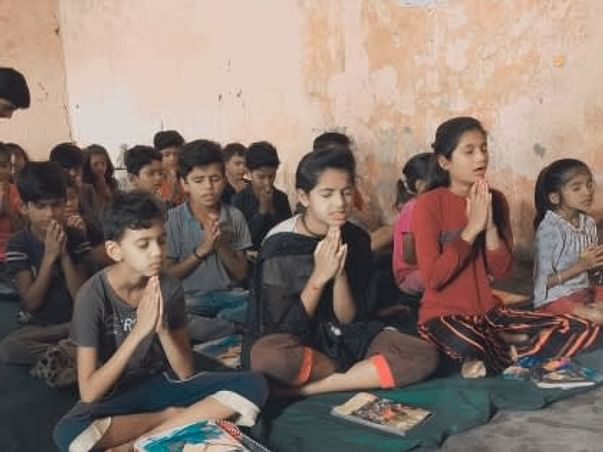 Help Me To Raise a Fund For Poor children's Education