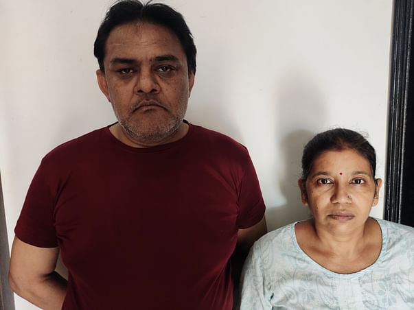 Help Vinod And His Family To Survive