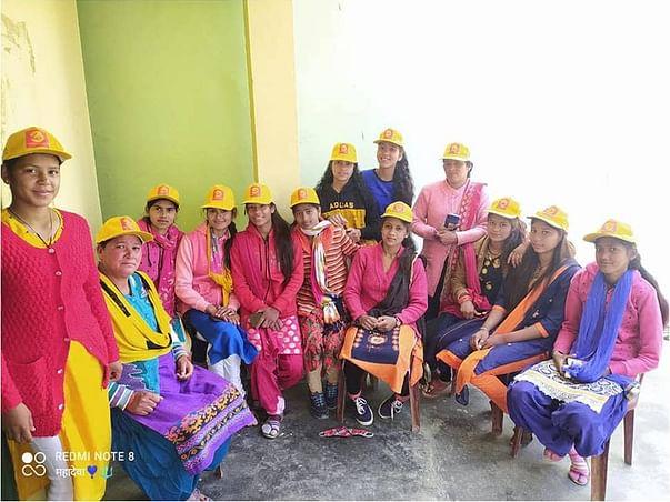 SUPPORT WOMEN IN UTTARAKHAND