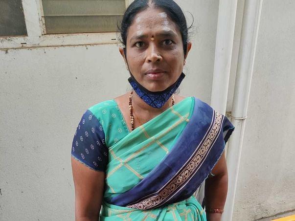 Help Suvarna Save Her Right Hand Her Livelihood