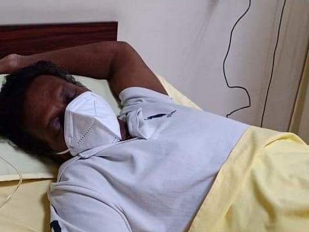 Help Murugesh Fight Oral Cancer