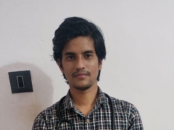Support Pawan Kumar Deepankar To Complete His Education