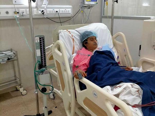 Help Madhavi Latha Fight Heart Failure With Multi Organ Dysfunction